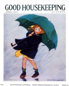 Good Housekeeping illustration by Jessie Wilcox Smith
