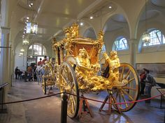 Gold State Coach, Royal Mews