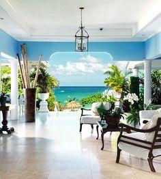 Jamaica Inn Ocho Rios, Caribbean Hotels Trip Ideas property home condominium living room Villa mansion
