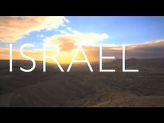 ISRAEL ~ A Rainbow of Cultures & Traditions. Great travel video. Great music.