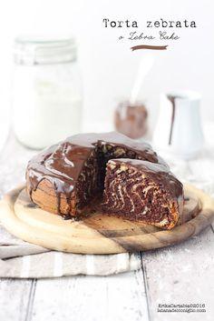 La tana del coniglio: Torta zebrata (o Zebra Cake)