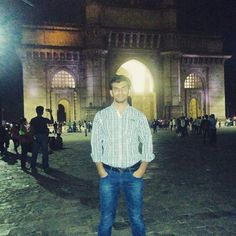 by mukeshmishra20091993 #Gateway_Of_India #Mumbai #Maharashtra #India