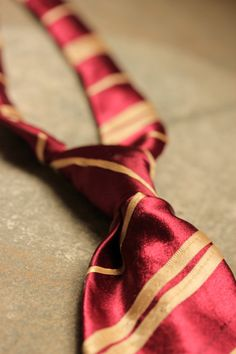 Harry Potter Inspired School Tie - Special order in Ravenclaw colors :)