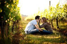 Vineyard!!!   {Lauren + Peter} Engagement Photo Shoot Eugene, OR | Eugene, OR Wedding Photographer » Kimberly Kay Photography | Oregon Wedding Photographer