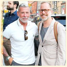 Dapper gentlemen @Melissa Nickelson Wooster & @brucepask at the @Tsunemi Kawana celebration for @Mark Esquivel Shoes - photo by #BillyFarrell - #TeamBFA MG. by bfa_nyc - http://sfluxe.com/2013/07/25/dapper-gentlemen-nickwooster-brucepask-at-the-tumitravel-celebration-for-esquivelshoes-photo-by-billyfarrell-teambfa-mg-by-bfa_nyc/
