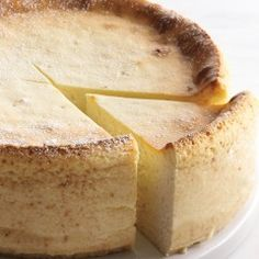 Authentic Italian Ricotta Cheesecake