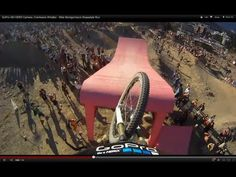 Here's a cool Vid from a bike rider's POV. GoPro HD Hero Camera: Crankworx Whistler - Mike Montgomery's Slopestyle Run