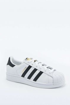 """adidas Originals – Sneaker """"Superstar"""" in Weiß und Schwarz"""