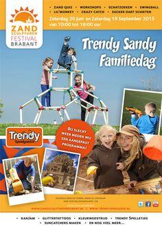 Kom je ook? Zaterdag 20 juni naar de gezellige Trendy Sandy familiedag?