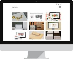Create a minimalist Portfolio Website. Simply. For free. In a few minutes.