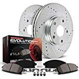 Order Power Stop Front Evolution Brake Kit with Drilled/Slotted Rotors and Ceramic Brake Pads with big discount! Find your best Power Stop Front Evolution Brake Kit with Drilled/Slotted Rotors and Ceramic Brake Pads from our store! Ceramic Brake Pads, Precision Drilling, Infiniti G37, 2015 Infiniti, Stopping Power, Nissan 350z, Brake Rotors, Front Brakes, Truck Accessories