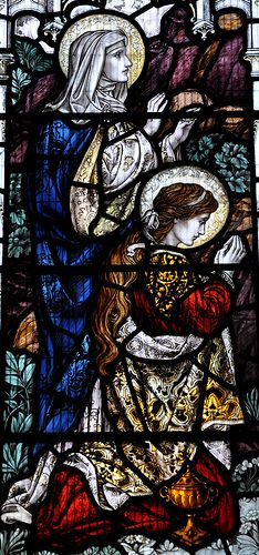 Winchcombe Stained glass -271