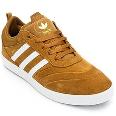 Adidas Suciu Adv - Mesa/White Sz 10 - http://shop.dailyskatetube.com/product/adidas-suciu-adv-mesawhite-sz-10/ - Adidas Skateboarding Mark Suciu skilled model ADV. Cupsole fortify in light-and-lean package. ADIPRENE drop-in piece, featuring targeted have an effect on protection within the heel and nice board feel within the toe. An internal bootie locks you down at midfoot for a great-responsive have -