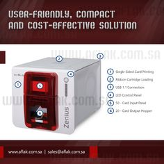 Safe secure business in riyadh jeddah khobar or wide range of id card printers and access control solution visit aflak reheart Images