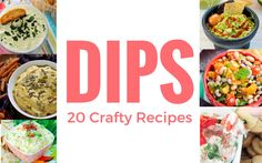 Let's Get Dippin': 20 Dips to Sink Your Teeth Into
