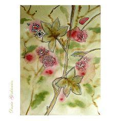 Watercolors, Watercolor Paintings, Tableware, Water Colors, Dinnerware, Tablewares, Watercolour Paintings, Dishes, Place Settings