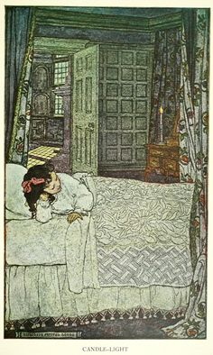 The Candlelight Elizabeth Shippen Green