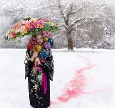 From the Wonderland series by  Kirsty Mitchell