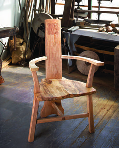 In this article, Don Weber takes you through all the steps of building a classic Irish chair, with lots of steam-bending.