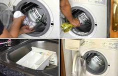 Para que nuestra lavadora se mantenga en condiciones y evitar que acumule suciedad, y esta pueda llegar a transmitir malos olores a nuestras prendas, es conveniente realizar esta limpieza de forma regular. La lavadora es uno de esos aparatos que usamos de forma continua y que, al descuidarse,