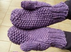These little mitts are an adorable knit accessory for the winter season. The Purple Passion Mittens offer a whimsical pop of color while keeping your hands nice and warm.  Download this easy knitting pattern today for a quick weekend knit!