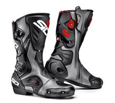 The Roarr Boot uses Techno 3 adjusters for a customizable fit in your calf. 1e36013fbd5d