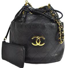 NEW IN TODAY! Chanel Quilted Shoulder Bucket Bag - Secret Vintage Collection #cocochanel #chanelvintage #vintagechanel #london #fashion #vintagebags #vintagebag #designervintage #chanel #rare #luxuryvintage #vintageluxury #vintagelondon #chanelbags