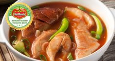 Experience the new Del Monte Philippines site, where you will find inspirations for a better life, from health to relationships, in the kitchen and beyond. Tola, Del Monte Recipes, Red Fish, Filipino Recipes, Better Life, Thai Red Curry, Philippines, Foods, Health