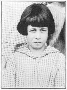 Marjorie Fritz. Bath School Massacre.   age 9.