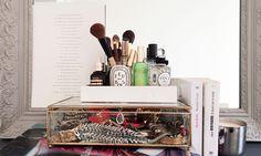 Sezane / Morgane Sézalory - Candles Bougies -Home Inspiration - #sezane #journalsezane www.sezane.com