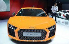 2016 Audi R8 Audi R8 V10 Price, Audi R8 2016, Lamborghini, Automobile, Geneva Motor Show, Audi Cars, Top Cars, Future Car, Sexy Cars