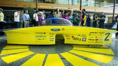 Everybody wants family cars running on the sun's rays. That won't happen soon, but in the meantime, ultra-light solar racers are a whole lot of fun.