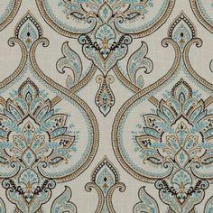 Robert Allen SCALABRINE COVE Fabric
