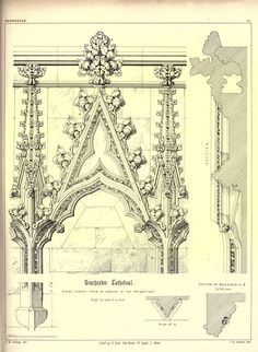 midevil architectural doorways loud thoughts on gothic