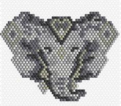 Grille_tissage_brick_stitch_motif_tete_elephant_perles_Miyuki_Delicas_11