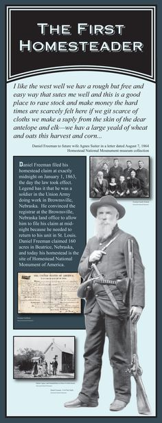 1000+ images about Digital Scrapbook : The Homestead Act ...