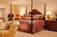 Debra Campbell Design - traditional - bedroom - other metro - Debra Campbell Design