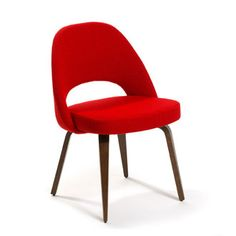 Eero Saarinen Executive Chair.   Please contact Avondale Design Studio for more information on any of the products we highlight on Pinterest.