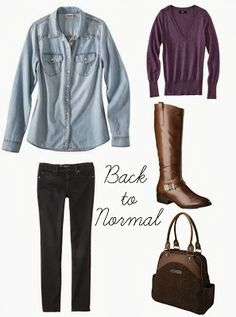 """""""What to Wear: Nursing Pro"""" :: Adventures in Breastfeeding: From Bump...to Baby...to Boobs: Making Your Wardrobe Transition"""