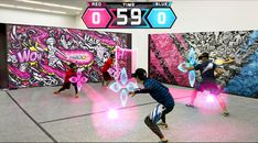 TOKYO -- Tokyo-based game developer Meleap has partnered with South Korea's KT to promote its augmented reality dodgeball game in South Korea. Dodgeball Games, Ar Game, Stag And Hen, E Sport, Sports Activities, Tied Up, Augmented Reality, South Korea, Tokyo