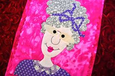 LuAnn Kessi: Fabulous Faces......Granny Girls