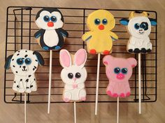 TY Beanie Boos....my daughter would love them!