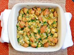 <b>Stuffing is the most delicious part of Thanksgiving.</b> Which is <i>really</i> saying something.