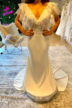 Wild Blooms Bridal believes your wedding dress should be a reflection of your personal style. For the bride who loved freedom, style, simplicity and wants to be her truest self on her special day! Personal Style, Bloom, Gowns, Boutique, Bride, Wedding Dresses, Collection, Fashion, Vestidos