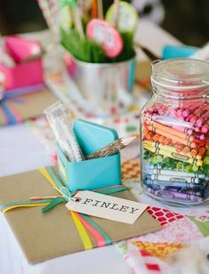 Take a look at these fun wedding reception ideas to make your special day one that guests will never forget. Kids Table Wedding, Wedding With Kids, Diy Wedding, Wedding Reception, Dream Wedding, Wedding Day, Wedding Tables, Trendy Wedding, Wedding Stuff