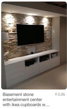 Wohnzimmer, Tv Ecke, Fernseh Schränke, Wohnzimmer Ideen, Audiosystem,  Surround Sound, Kellerräume, Multimedia, Lounge, Medienmöbel