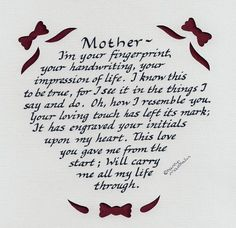 how to write an obituary for a mother How to write the perfect obituary wife and mother were an effective setup for the 'aha' of the second writing obituaries may not be rocket.
