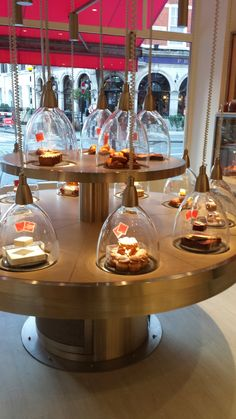 La Patisserie des Reves, Marylebone Buffet Displays, Food Displays, Paris Vi, Cake Storage, Catering Display, Food Stations, Pastry Shop, Bakery Cafe, Chris Brown