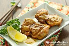 Teriyaki Chicken | Chicken Recipe | Just One Cookbook  Requires:  Chicken Thighs Salt Black Pepper Oil Sake Butter Mirin Sugar Soy Sauce