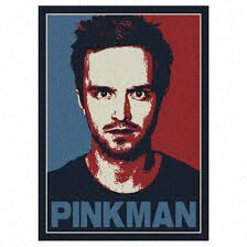 #BREAKINGBAD #PINKMAN